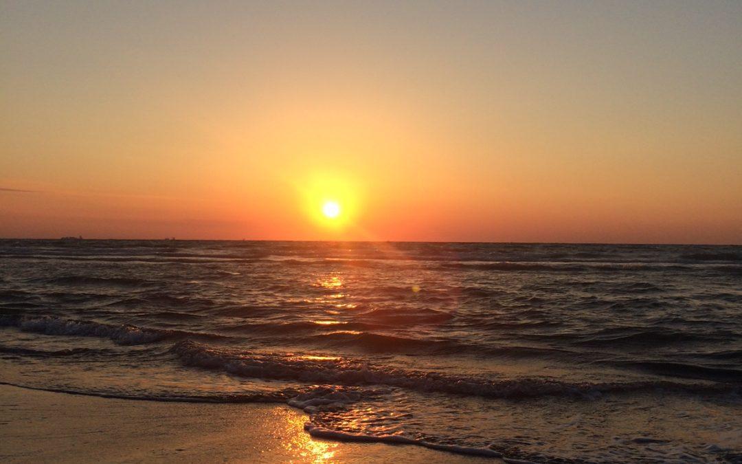 Meditazione all'alba a Pellestrina con Eszendo